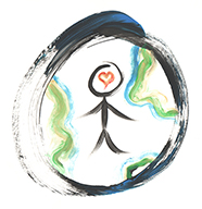 The One Family Movement Symbol Icon Ensho Circle